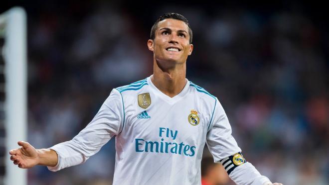 Cristiano Ronaldo ban