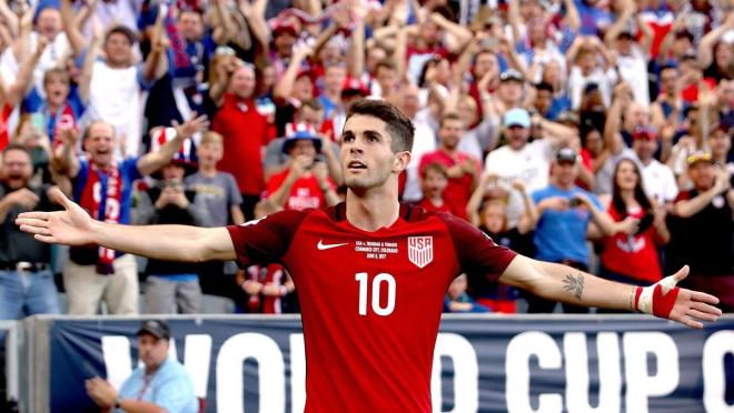 Christian Pulisic Golden Boy Award