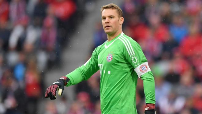 Manuel Neuer injury