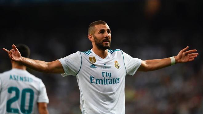 Karim Benzema contract extension