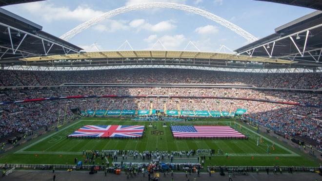 British NFL fans
