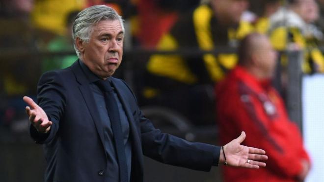 Carlo Ancelotti fired by Bayern Munich
