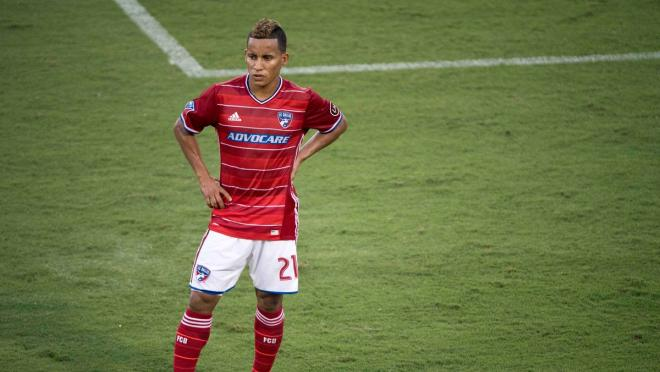 FC Dallas lineup change
