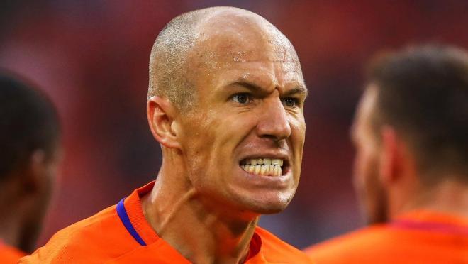 Netherlands eliminated
