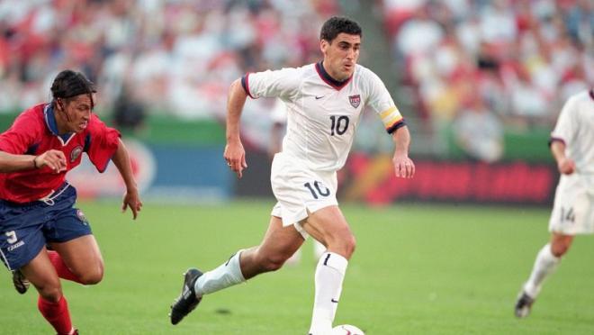 Claudio Reyna criticism
