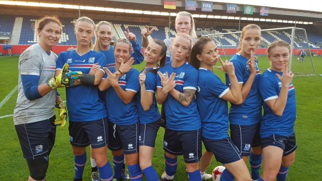 Iceland women's national team
