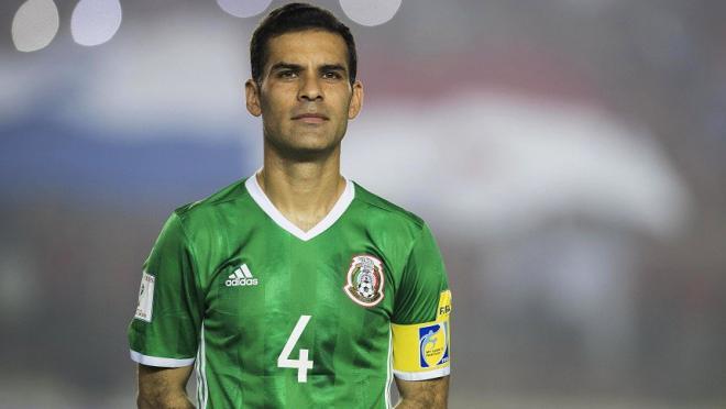 Rafa Márquez debut anniversary