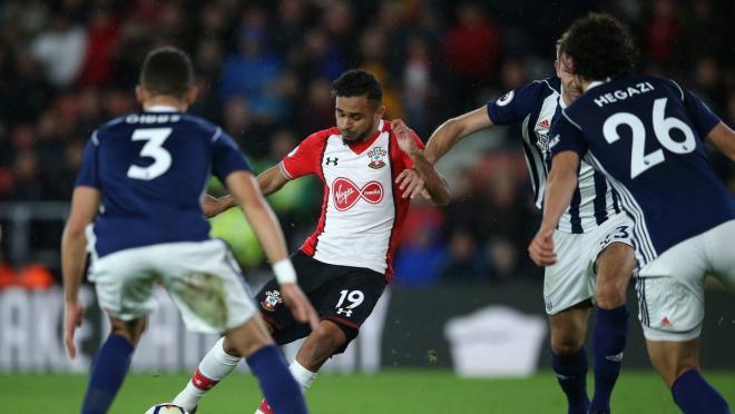 Sofiane Boufal goal Southampton vs West Brom