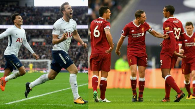Tottenham vs Liverpool highlights
