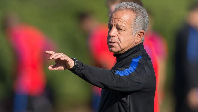 Interim USMNT coach