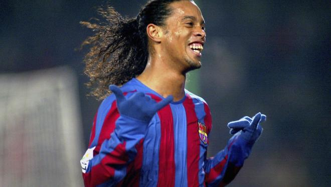 Ronaldinho Bilbao highlights