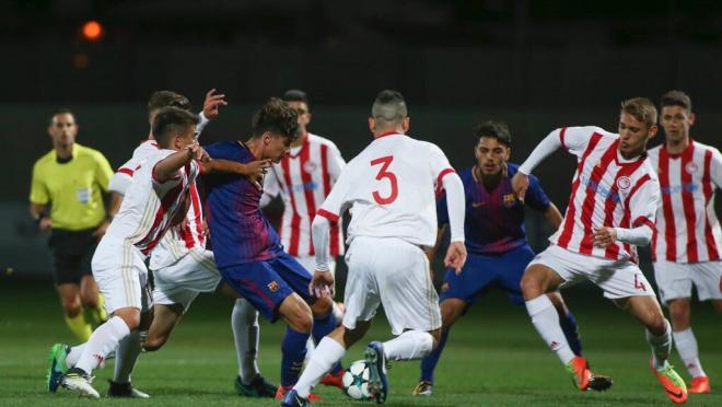 Alex Collado Barcelona