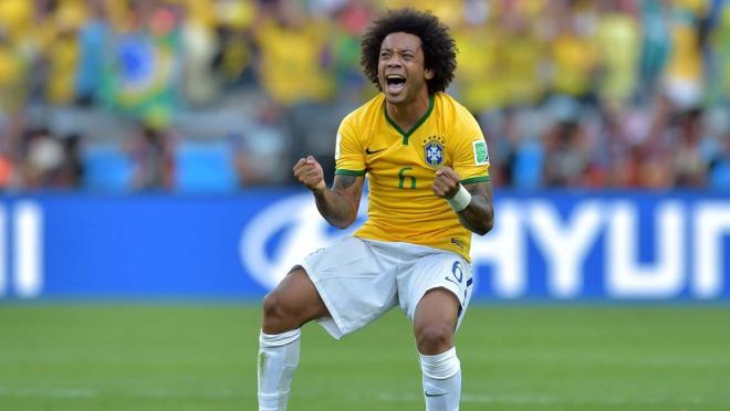 Marcelo goal vs Japan
