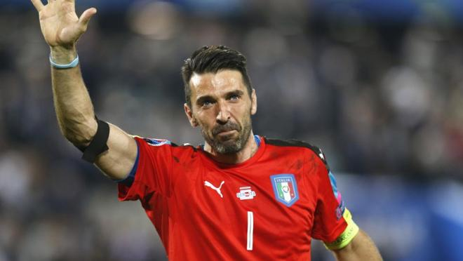 Buffon vs Sweden