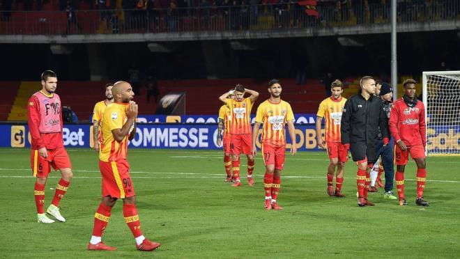 Benevento losing streak