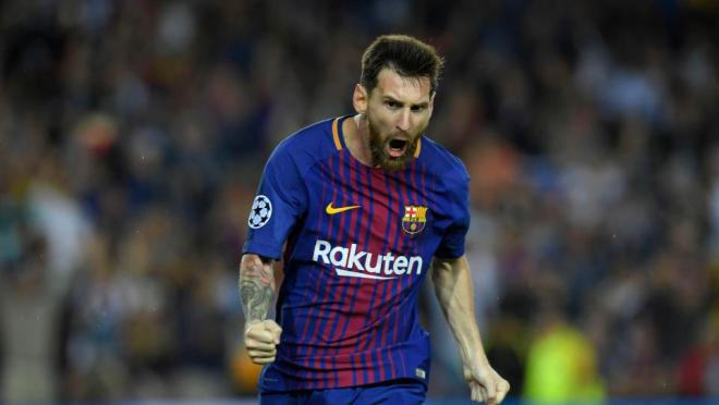 Lionel Messi contract extension