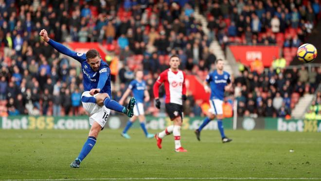 Sigurdsson Goal