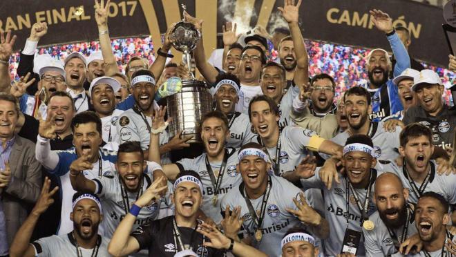 Gremio Copa Libertadores