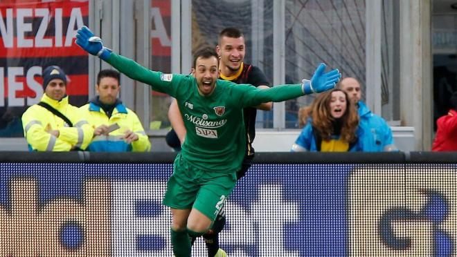 Alberto Brignoli goal