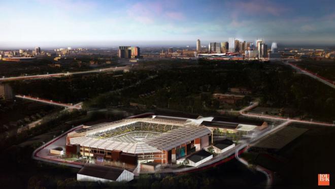 Nashville MLS Expansion