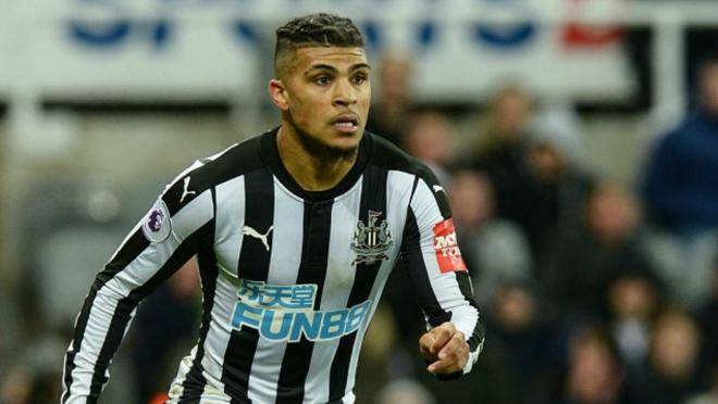 DeAndre Yedlin Newcastle United interview