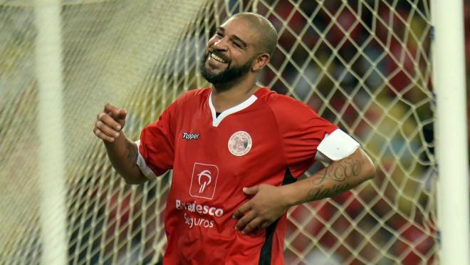 Adriano comeback