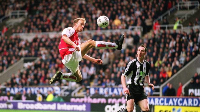 Dennis Bergkamp Highlights