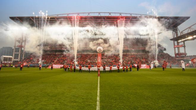 2018 MLS Schedule