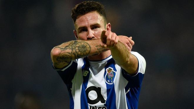 Hector Herrera Porto goal