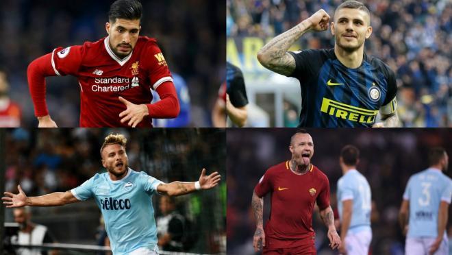 Serie A Transfer Rumors