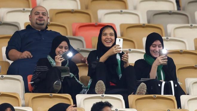 Saudi Arabia women soccer
