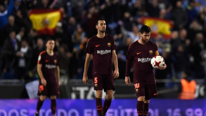 Espanyol Barcelona Copa del Rey highlights