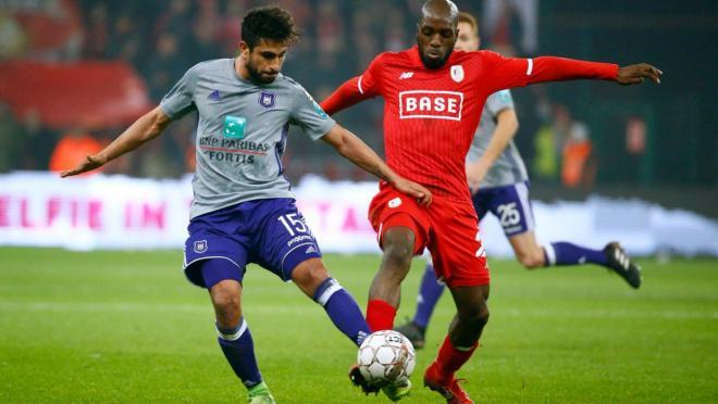 Kenny Saief Anderlecht goal