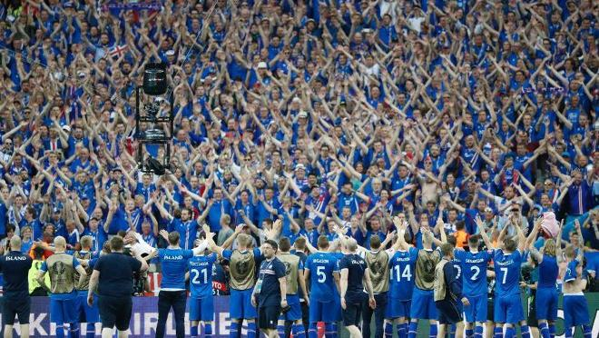 Iceland World Cup ticket demand