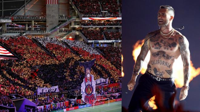 MLS Cup vs Super Bowl attendance