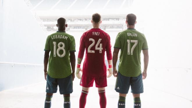 MLS Alternate Uniforms