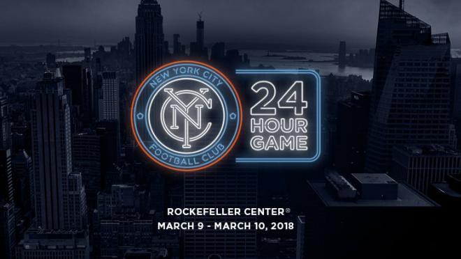 24-hour soccer