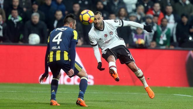 Ricardo Quaresma trivela goal