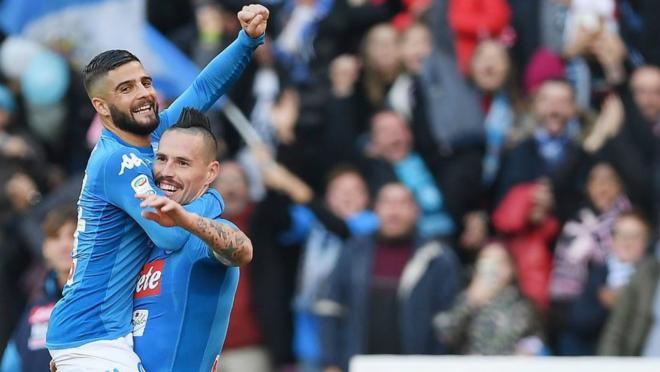 Marek Hamsik goal vs Cagliari