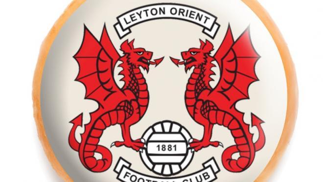 Leyton Orient Donut