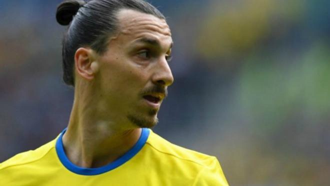 Zlatan Ibrahimovic Sweden return