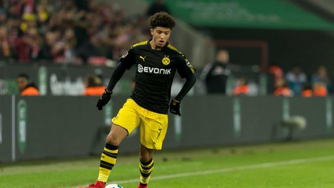 Jadon Sancho Dortmund highlights