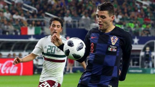 Mateo Kovacic dribbling skills