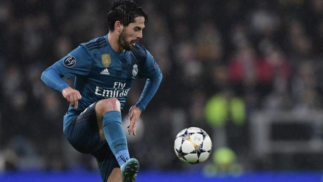 Isco perfect game against Juventus