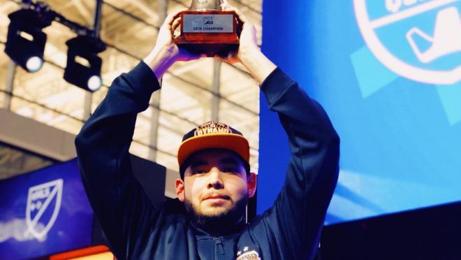 eMLS Cup Winner