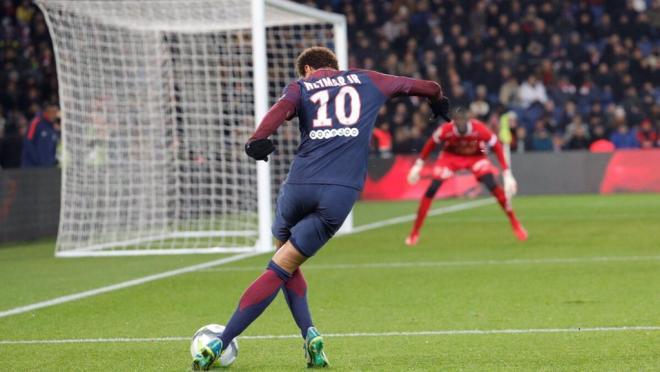 Neymar PSG Return Date Set
