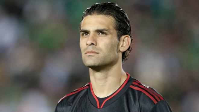 Rafa Marquez World Cup
