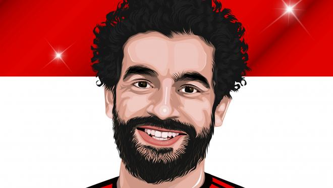 Mohamed Salah Top Goals of the Premier League Season