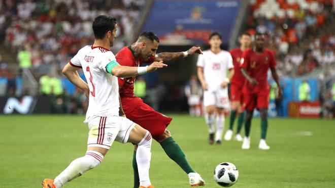 Quaresma Goal Vs Iran