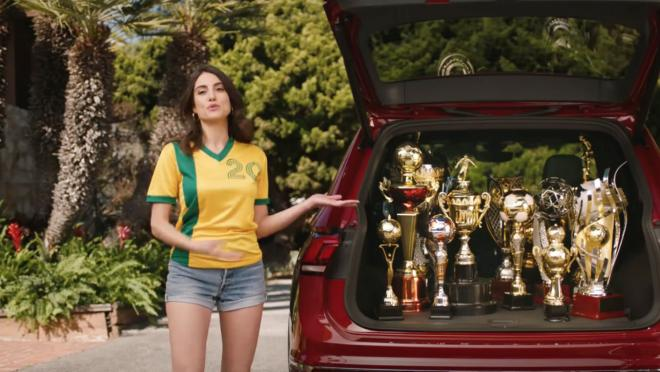 Curse Of The Volkswagen World Cup Commercial